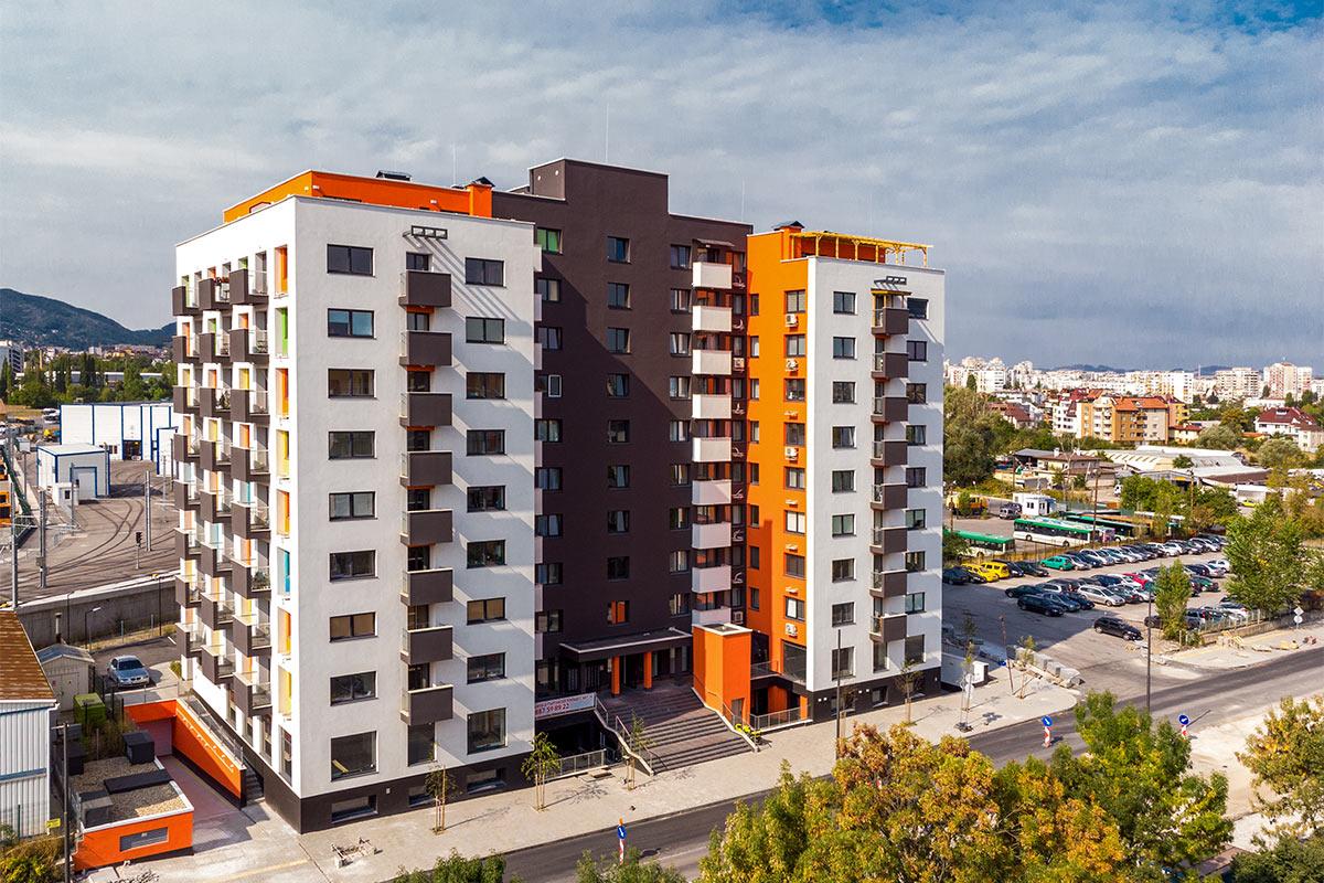 преустройство и модернизация на работническо общежитие