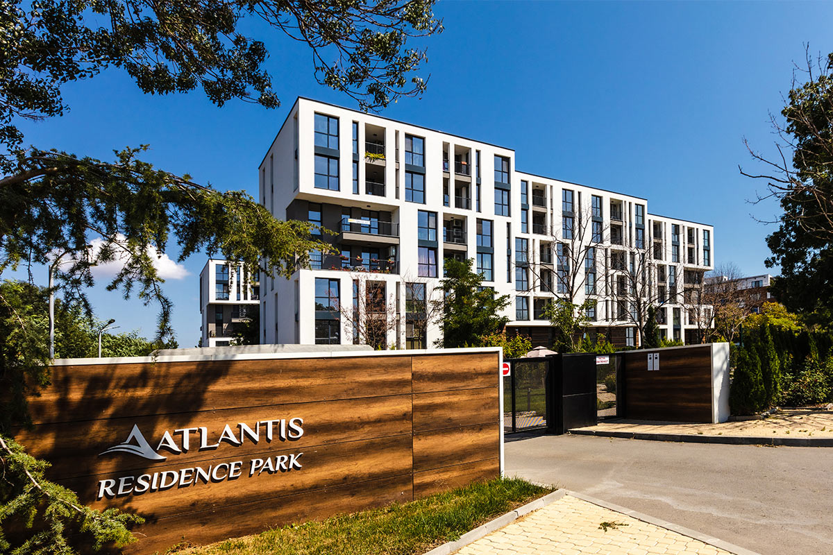 Атлантис Резиденс Парк